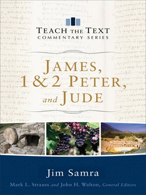 cover image of James, 1 & 2 Peter, and Jude