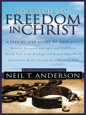 cover image of The Steps to Freedom in Christ