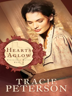 cover image of Hearts Aglow