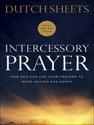 cover image of Intercessory Prayer