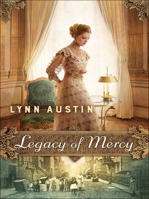 cover image of Legacy of Mercy