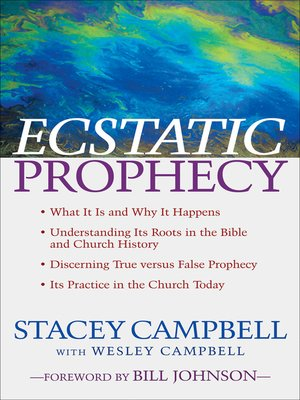 cover image of Ecstatic Prophecy