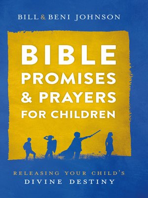 cover image of Bible Promises and Prayers for Children