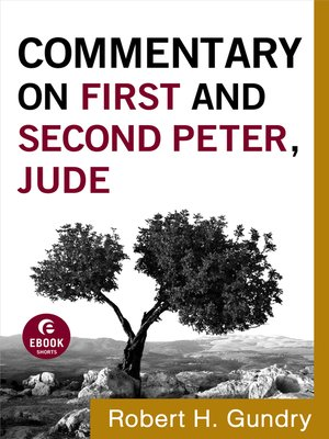 cover image of Commentary on First and Second Peter, Jude