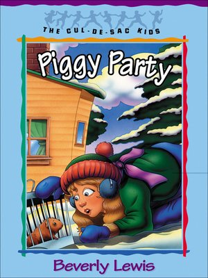 cover image of Piggy Party