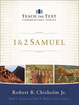 cover image of 1 & 2 Samuel