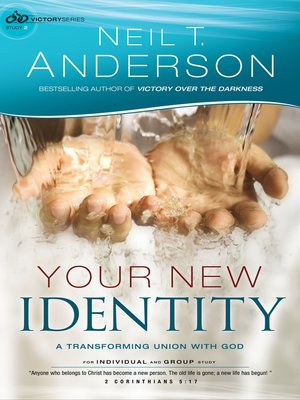 cover image of Your New Identity--A Transforming Union with God