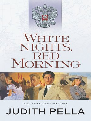 cover image of White Nights, Red Morning