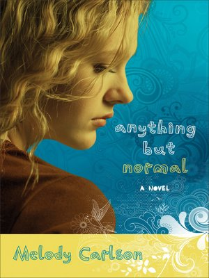 cover image of Anything but Normal