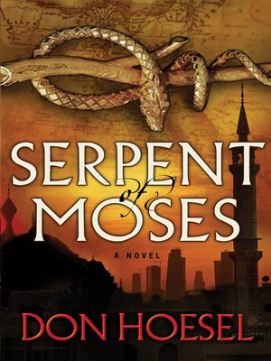 cover image of Serpent of Moses