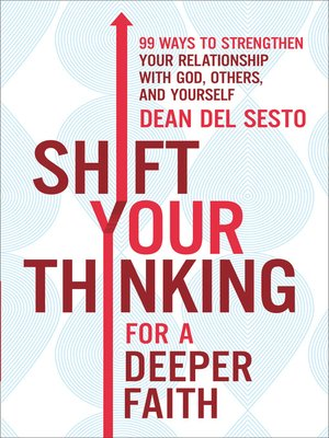 cover image of Shift Your Thinking for a Deeper Faith