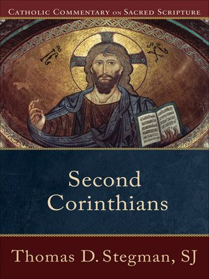 cover image of Second Corinthians