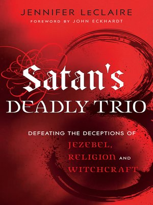 cover image of Satan's Deadly Trio