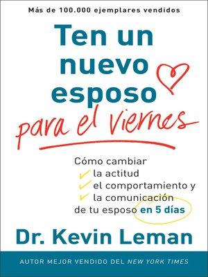 cover image of Ten un Nuevo Esposo Para el Viernes