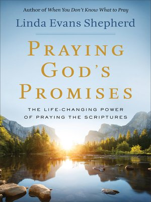 cover image of Praying God's Promises
