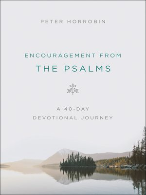 cover image of Encouragement from the Psalms