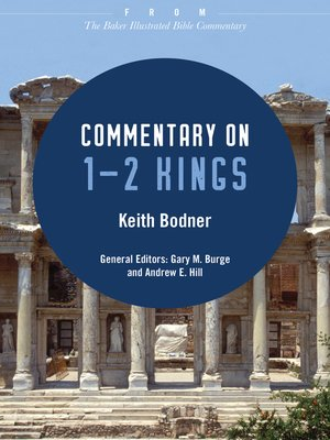 cover image of Commentary on 1-2 Kings