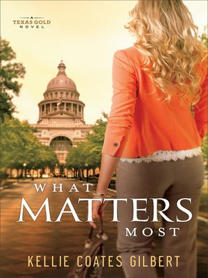 cover image of What Matters Most