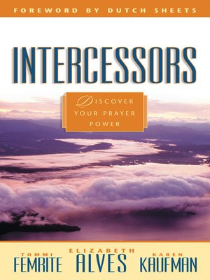 cover image of Intercessors