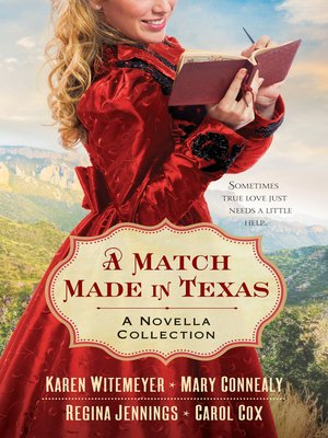cover image of A Match Made in Texas