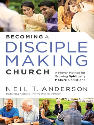 cover image of Becoming a Disciple-Making Church