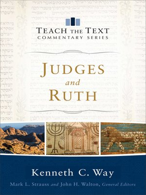 cover image of Judges and Ruth