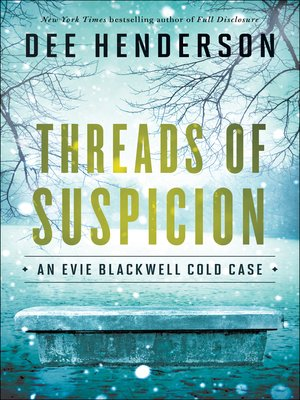 cover image of Threads of Suspicion