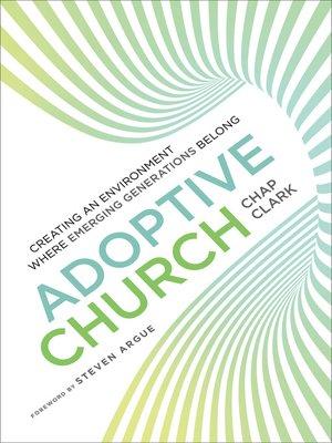 cover image of Adoptive Church