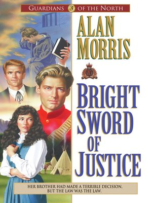 cover image of Bright Sword of Justice