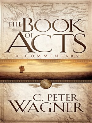 cover image of The Book of Acts