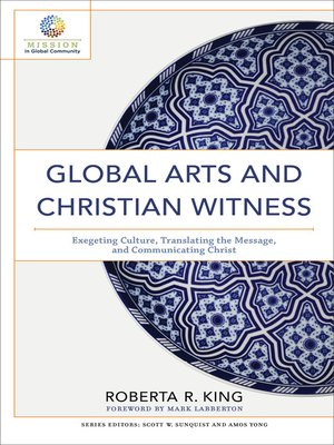 cover image of Global Arts and Christian Witness