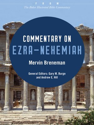 cover image of Commentary on Ezra-Nehemiah