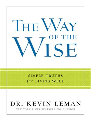 cover image of The Way of the Wise