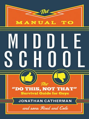 cover image of The Manual to Middle School