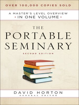 cover image of The Portable Seminary