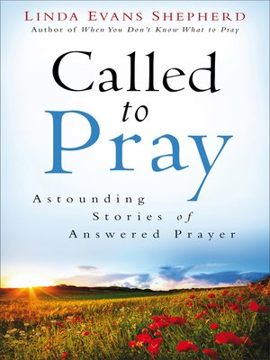 cover image of Called to Pray