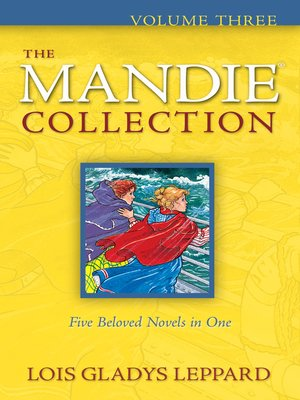 cover image of The Mandie Collection, Volume 3