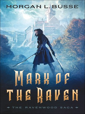 cover image of Mark of the Raven