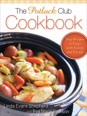 cover image of The Potluck Club Cookbook
