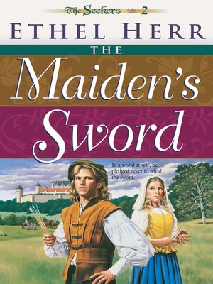 cover image of The Maiden's Sword