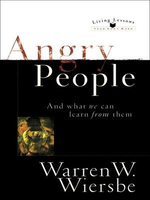 cover image of Angry People