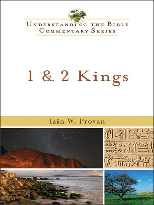 cover image of 1 and 2 Kings