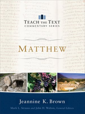 cover image of Matthew