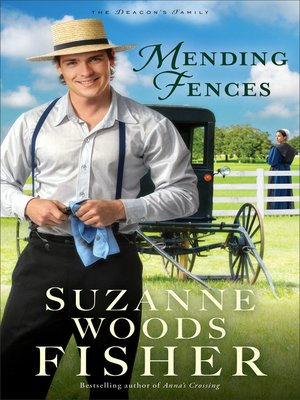 cover image of Mending Fences