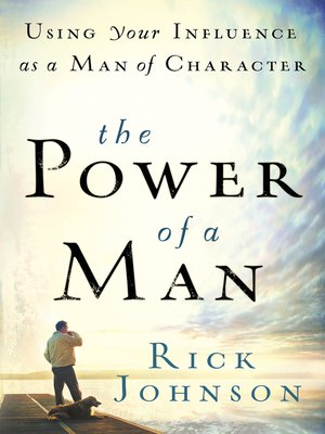 cover image of The Power of a Man