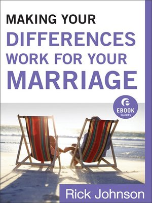 cover image of Making Your Differences Work for Your Marriage