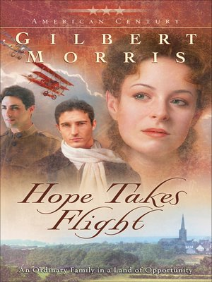 cover image of Hope Takes Flight