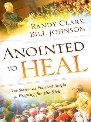 cover image of Anointed to Heal