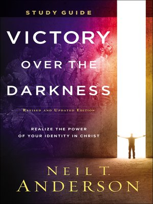 cover image of Victory Over the Darkness Study Guide