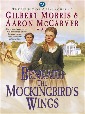 cover image of Beneath the Mockingbird's Wings